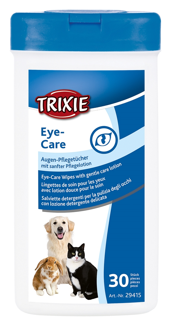 Trixie Ögonservett 30-pack