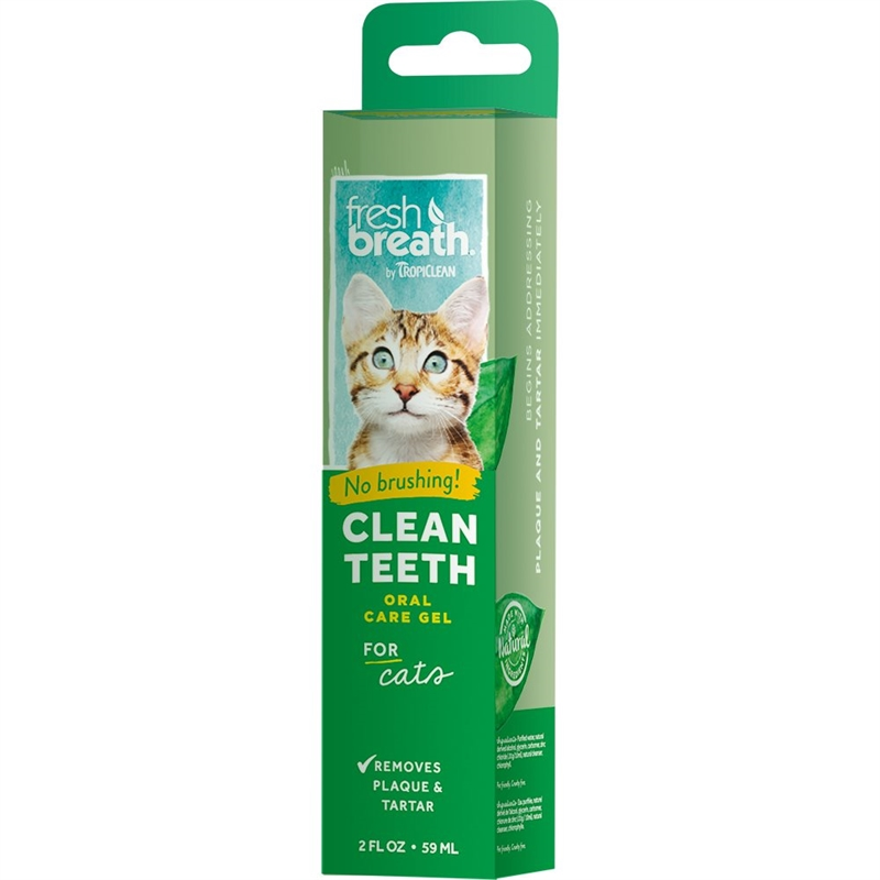 Oral Care Gel for Cats