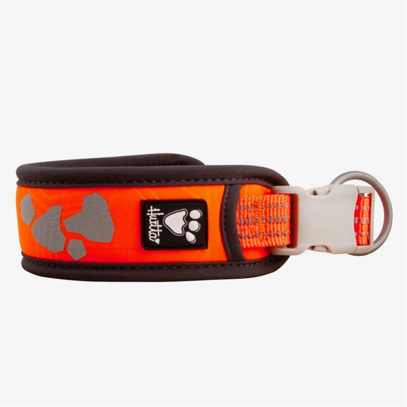 Hurtta Weekend Warrior Halsband Neon Orange