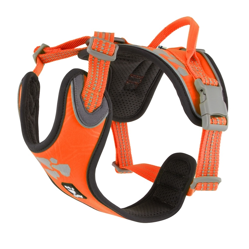 Hurtta Weekend Warrior Sele Neon Orange