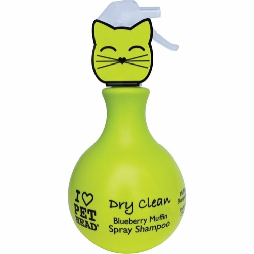 Pet Head Cat Dry Clean Spray