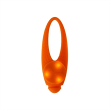 Dogman Silikon LED-lampa Orange