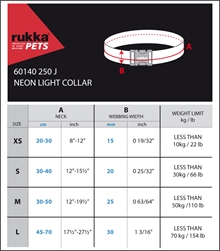 60140 250 J NEON LIGHT COLLAR UBS
