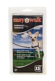 Petsafe  Easy Walk antidragsele svart