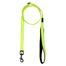 bliss-neon-adjustable-leash-yellow