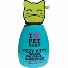 Pet Head Fizzy Kitty Mousse