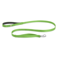 front range leash meadow green ruffwear